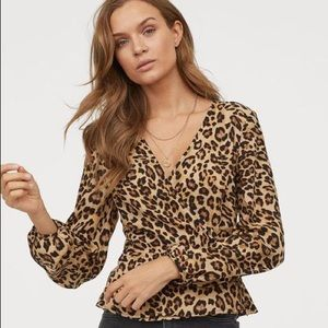H&M blouse size xs/s